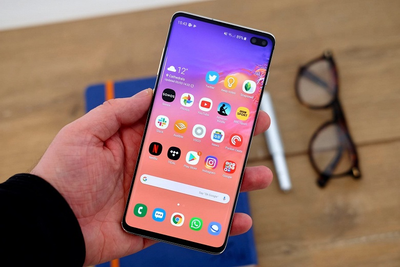 Список всех устройств Samsung, которые получат Android 10 и One UI 2.0
