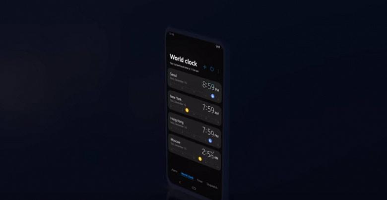 LG показала свою фирменную оболочку на базе Android 10