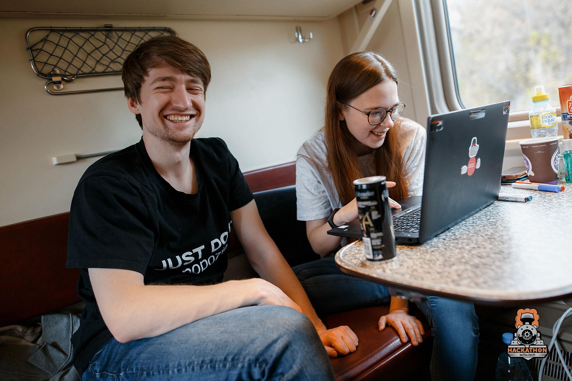 Как мы сделали хакатон в поезде и что из этого получилось - 15