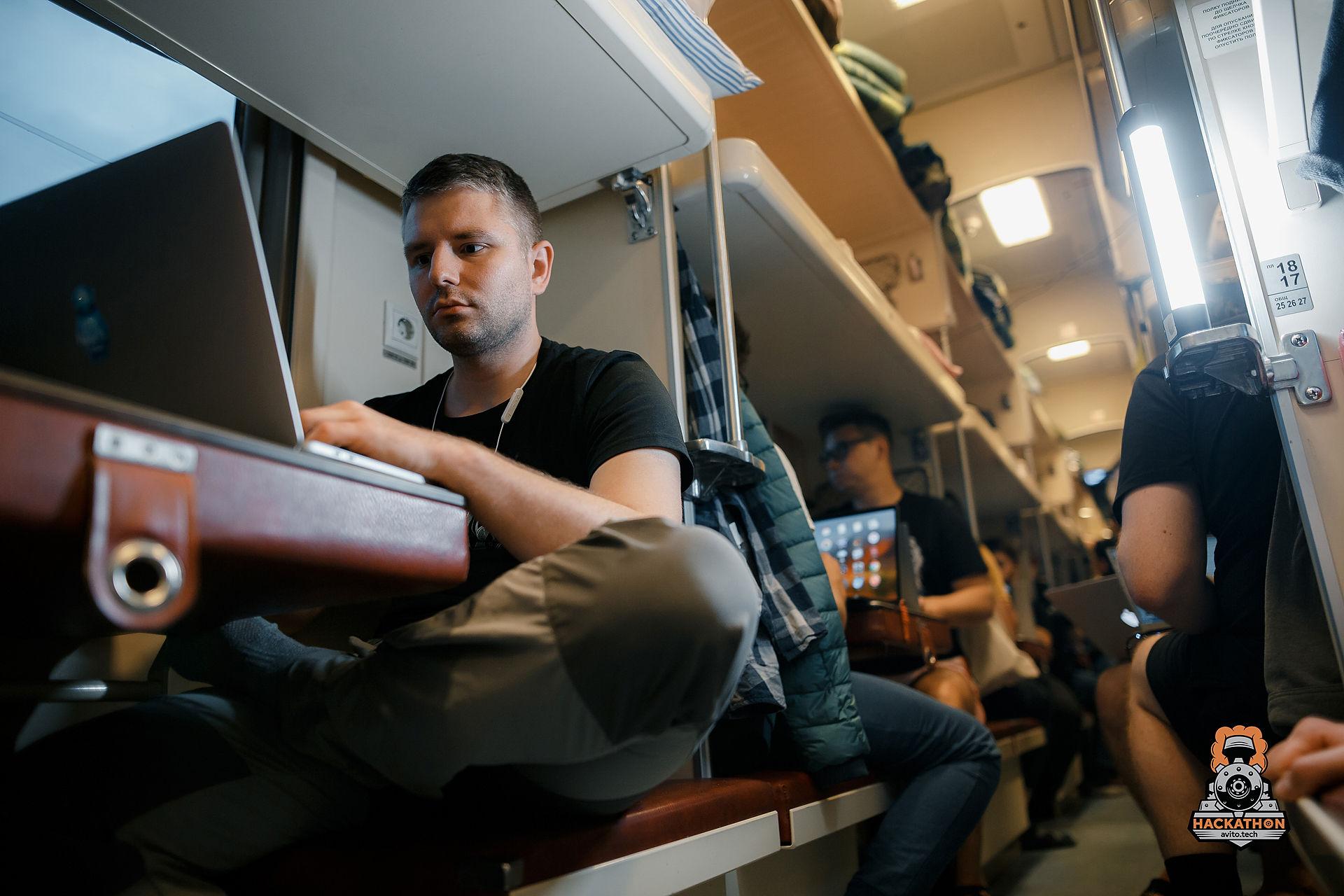 Как мы сделали хакатон в поезде и что из этого получилось - 20