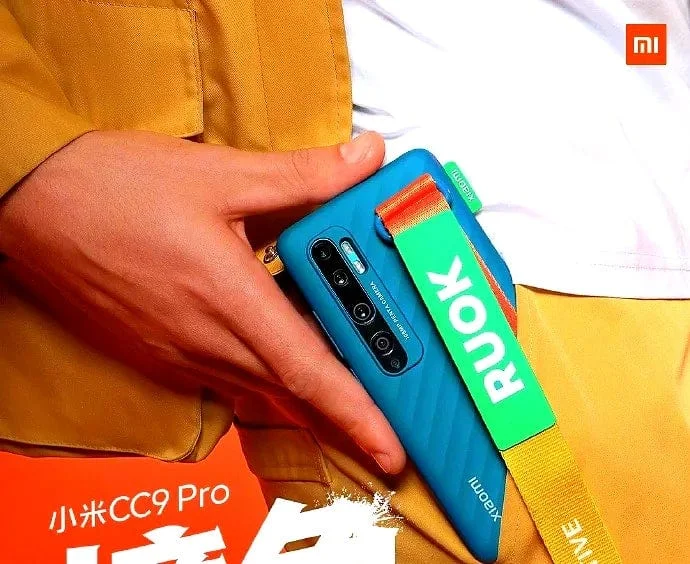9-долларовый аксессуар для Xiaomi Mi CC9 Pro привлекает внимание
