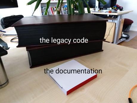 Legacy-сервисы в вашей инфраструктуре - 1