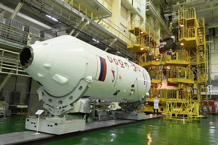 NASA рассчитывает на два места на пилотируемых кораблях «Союз»