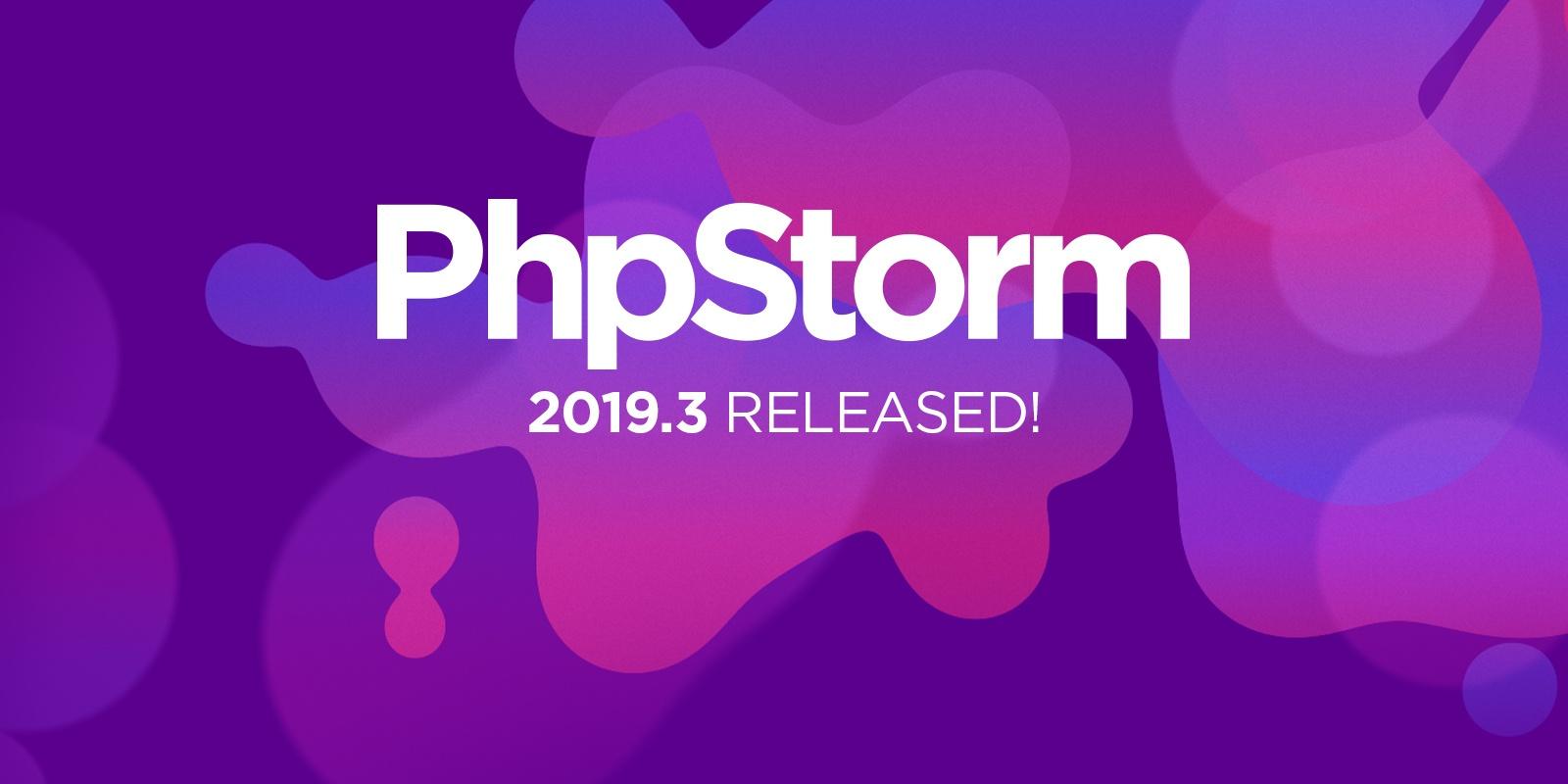 PhpStorm 2019.3: поддержка PHP 7.4, PSR-12, WSL, MongoDB и многое другое - 1