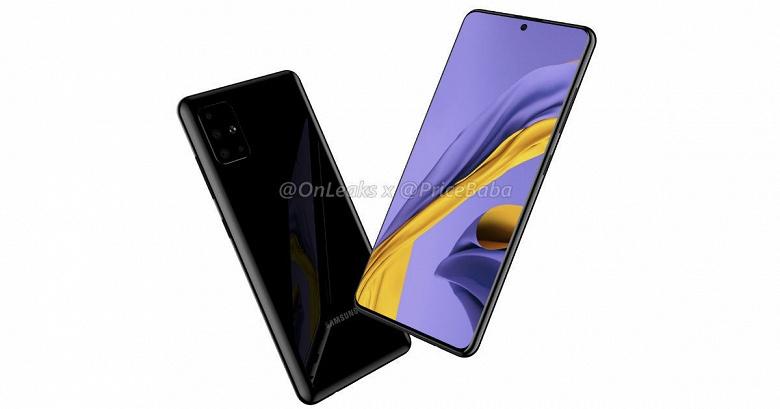 Недорогие смартфоны Samsung Galaxy 2020 года удвоят память