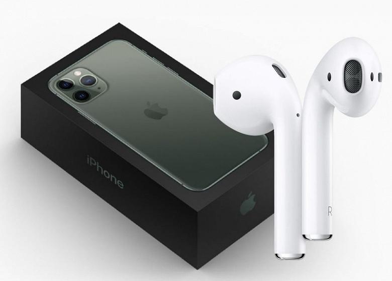 Apple начнет раздавать наушники AirPods бесплатно