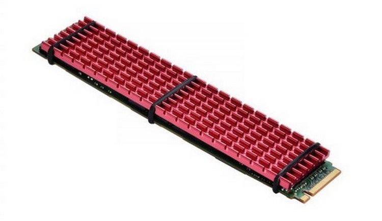 Gelid SubZero M.2 XL: компактный, но эффективный радиатор для SSD-накопителей M.2