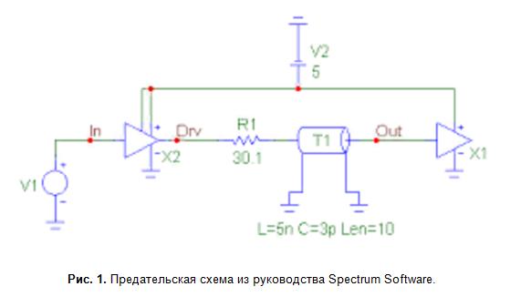 SamsPcbGuide, часть 13: Использование IBIS-моделей - 3