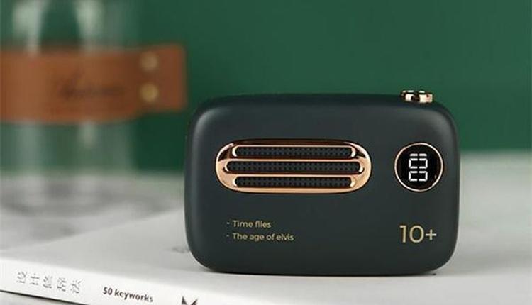 Xiaomi создала гибрид резервного аккумулятора и FM-радиоприёмника
