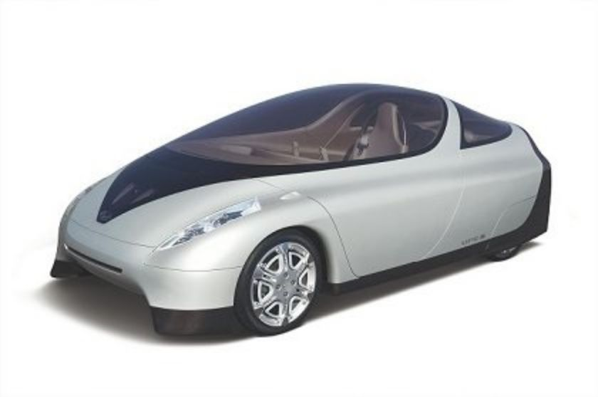 Электромобиль GAC Eno.146 - 7