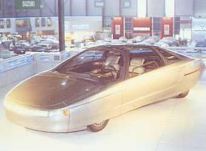 Электромобиль GAC Eno.146 - 9