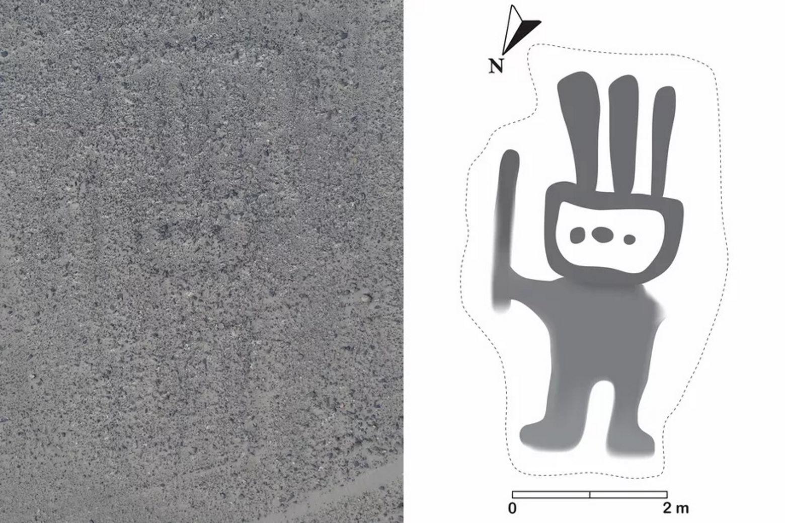 Нейросеть помогла ученым найти геоглиф перуанских индейцев - 1