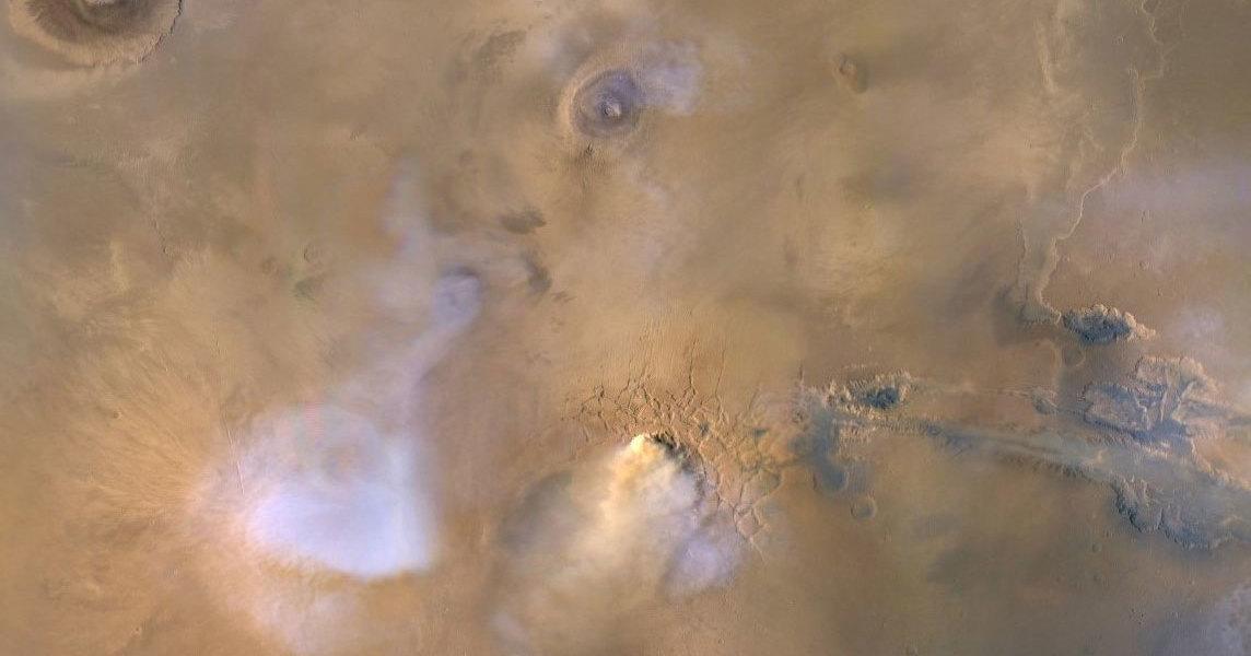 Стало понятно, как на Марсе исчезла вода