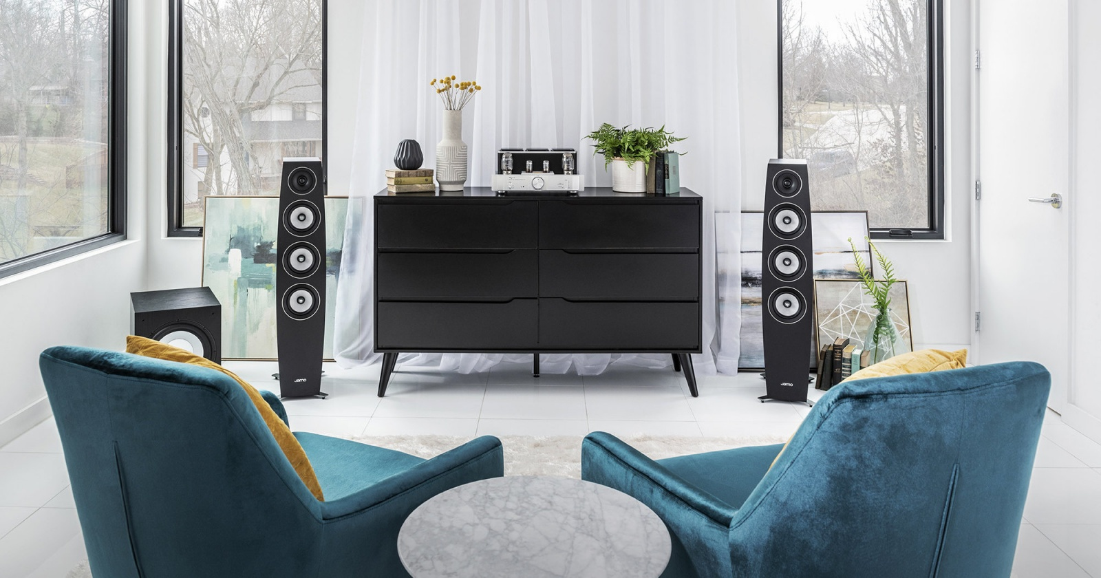 Услада для ушей: как выбрать домашнюю акустическую систему
