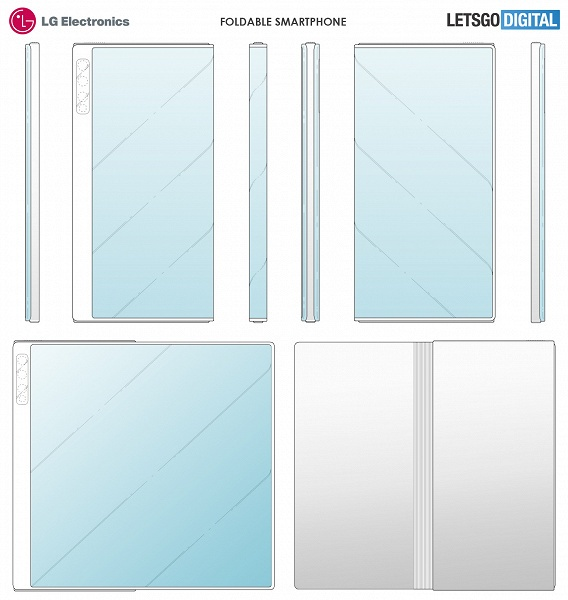 Huawei Mate X и Samsung Galaxy Fold придётся потесниться
