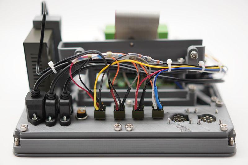 Компьютер для выживших в апокалипсисе из Raspberry Pi - 4