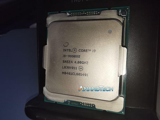 Недоступная роскошь от Intel: Core i9-9990XE с 14 ядрами на частоте 5,0 ГГц (1 часть) - 1