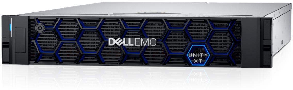 Microsoft SQL Server 2019 и флэш-массивы Dell EMC Unity XT - 2