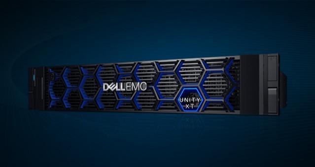 Microsoft SQL Server 2019 и флэш-массивы Dell EMC Unity XT - 5