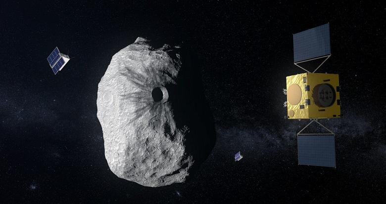 Что будет, если столкнуть космический аппарат с астероидом. Первая миссия планетарной обороны получила второй этап
