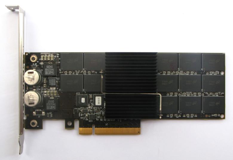 Флеш-ускорители PCI-E от 800GB до 6.4TB: от рассвета до жизни в обычном ПК-сервере - 10