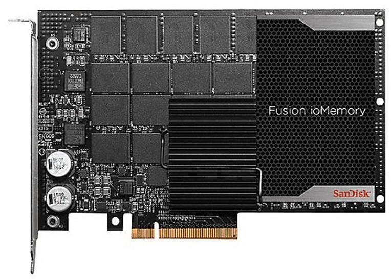 Флеш-ускорители PCI-E от 800GB до 6.4TB: от рассвета до жизни в обычном ПК-сервере - 11
