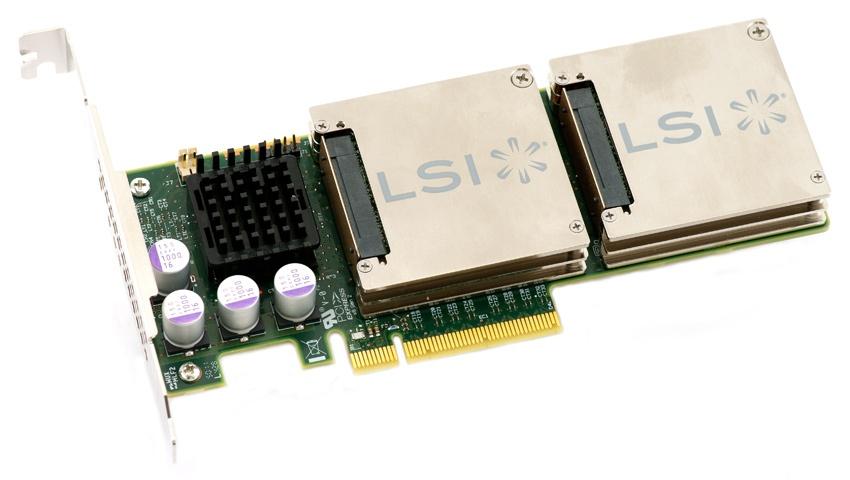 Флеш-ускорители PCI-E от 800GB до 6.4TB: от рассвета до жизни в обычном ПК-сервере - 2