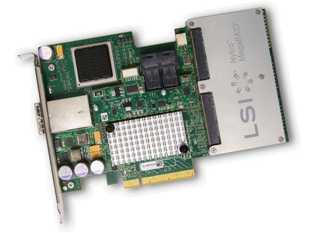 Флеш-ускорители PCI-E от 800GB до 6.4TB: от рассвета до жизни в обычном ПК-сервере - 9