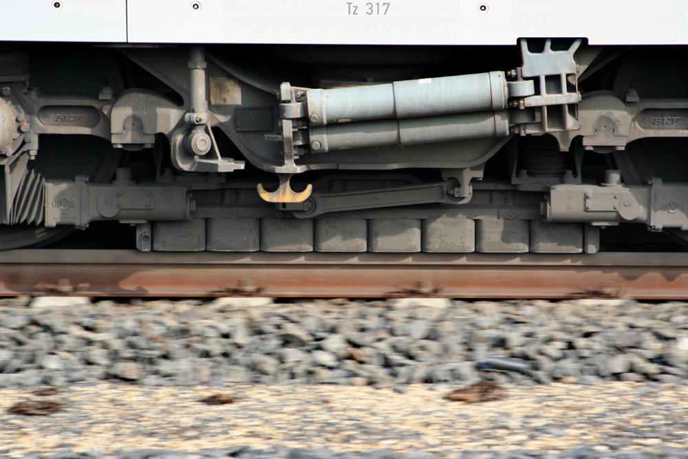 Правда о железнодорожных тормозах: часть 2 - 2