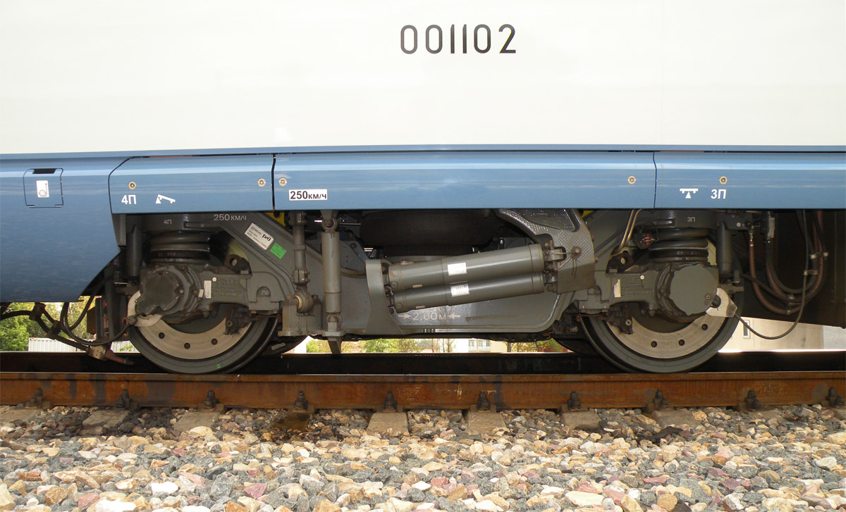 Правда о железнодорожных тормозах: часть 2 - 3
