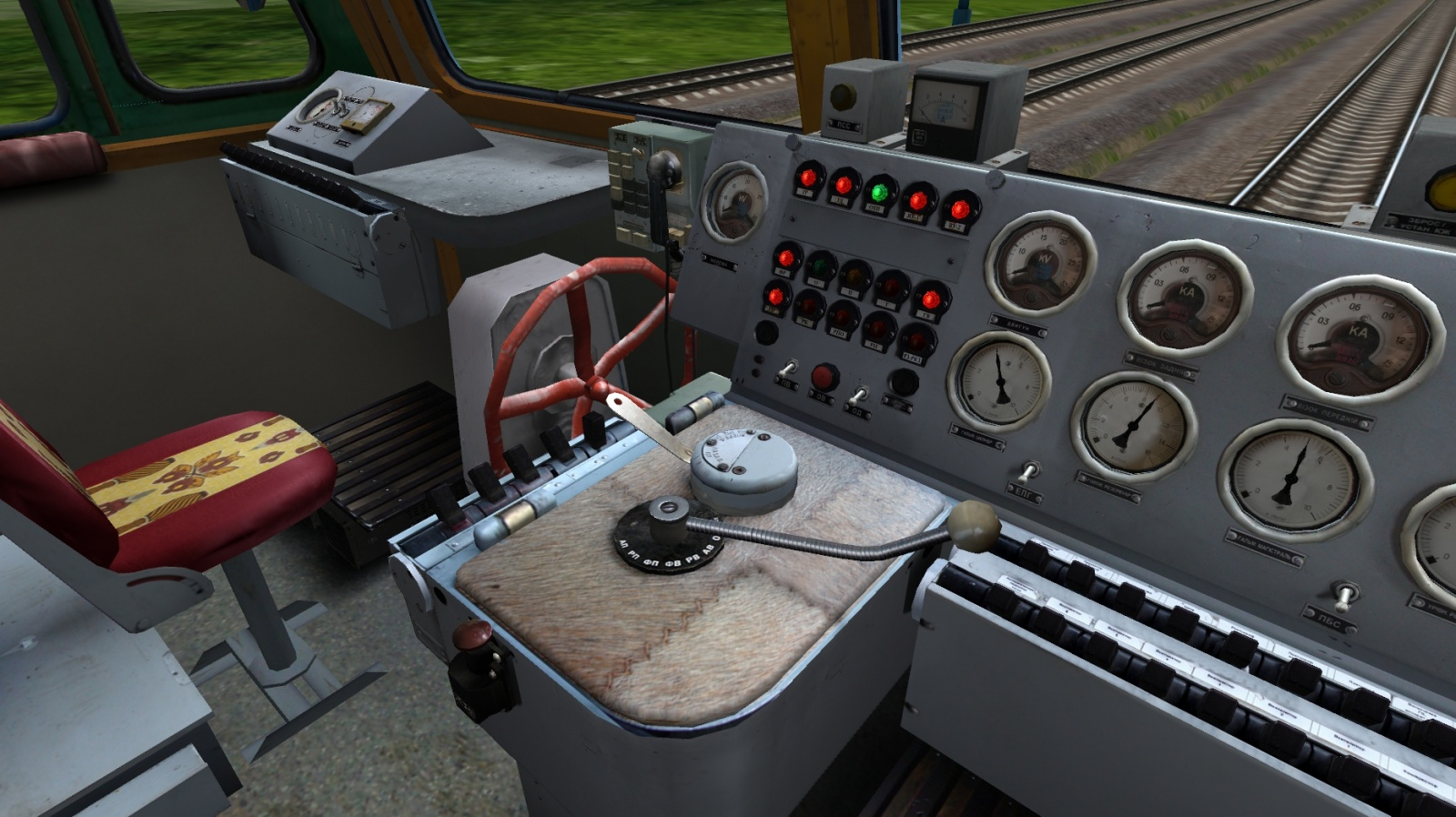 Правда о железнодорожных тормозах: часть 2 - 5
