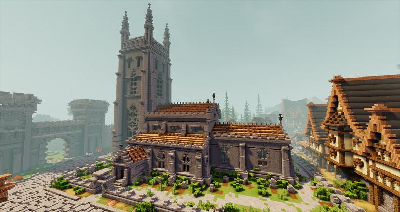 В Minecraft вскоре может появиться официальный сервер Ватикана
