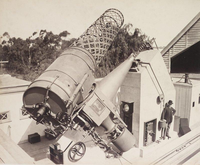 150-летний австралийский телескоп собрали вновь - 2