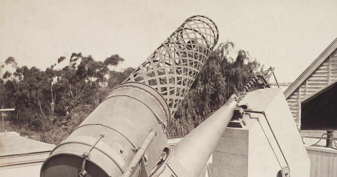 150-летний австралийский телескоп собрали вновь
