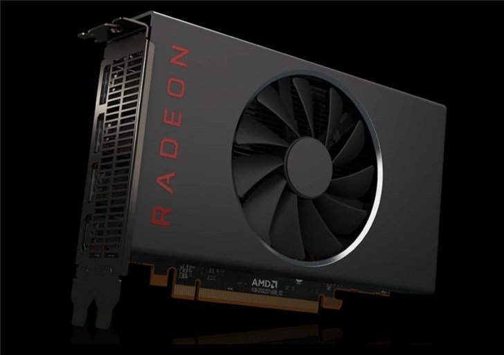 3D-карты AMD Radeon RX 5500 XT поступят в продажу на следующей неделе, а Radeon RX 5600 XT выйдет в январе