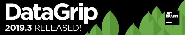 DataGrip 2019.3: MongoDB, дебаггер, модный прогресс-бар, много новых инспекций - 1