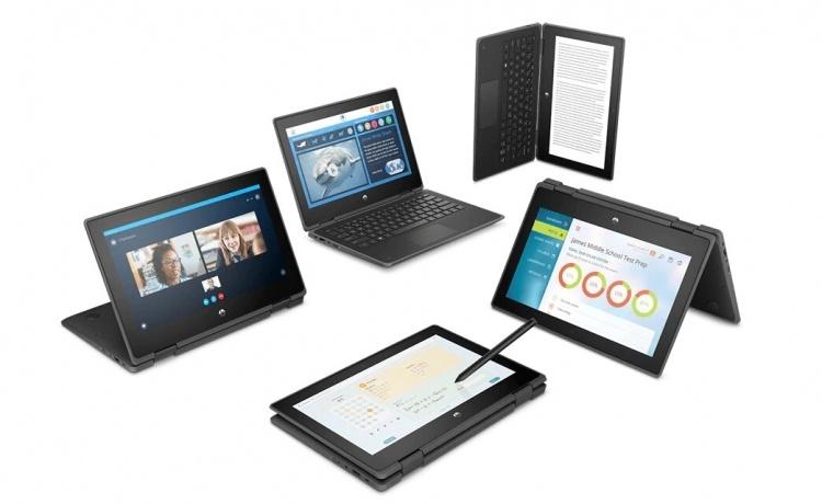 HP анонсировала ноутбуки-трансформеры для учащихся — HP ProBook x360 11 G5 EE и HP ProBook x360 11 G6 EE