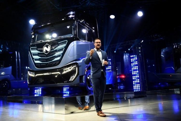 Iveco представила свой первый электрический грузовик