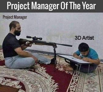 Project manager — миф или реальность? Или зачем он нужен в сфере визуальных эффектов? - 1