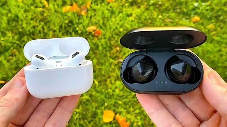 Samsung придётся копировать Apple. Наушники Galaxy Buds+ получат активное шумоподавление