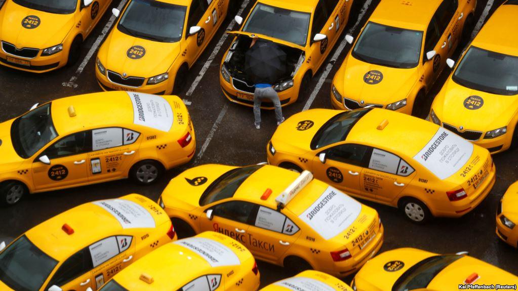 Роскачество выбрало самые безопасные приложения для заказа такси - 1