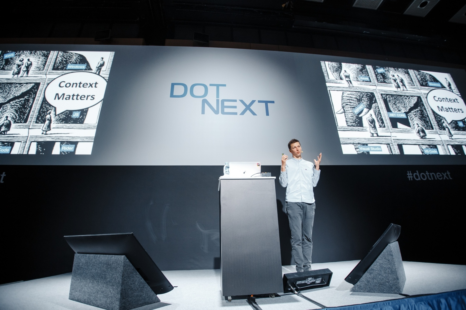 Войны платформ и приезд Uncle Bob в Россию: что было и что будет на DotNext - 2