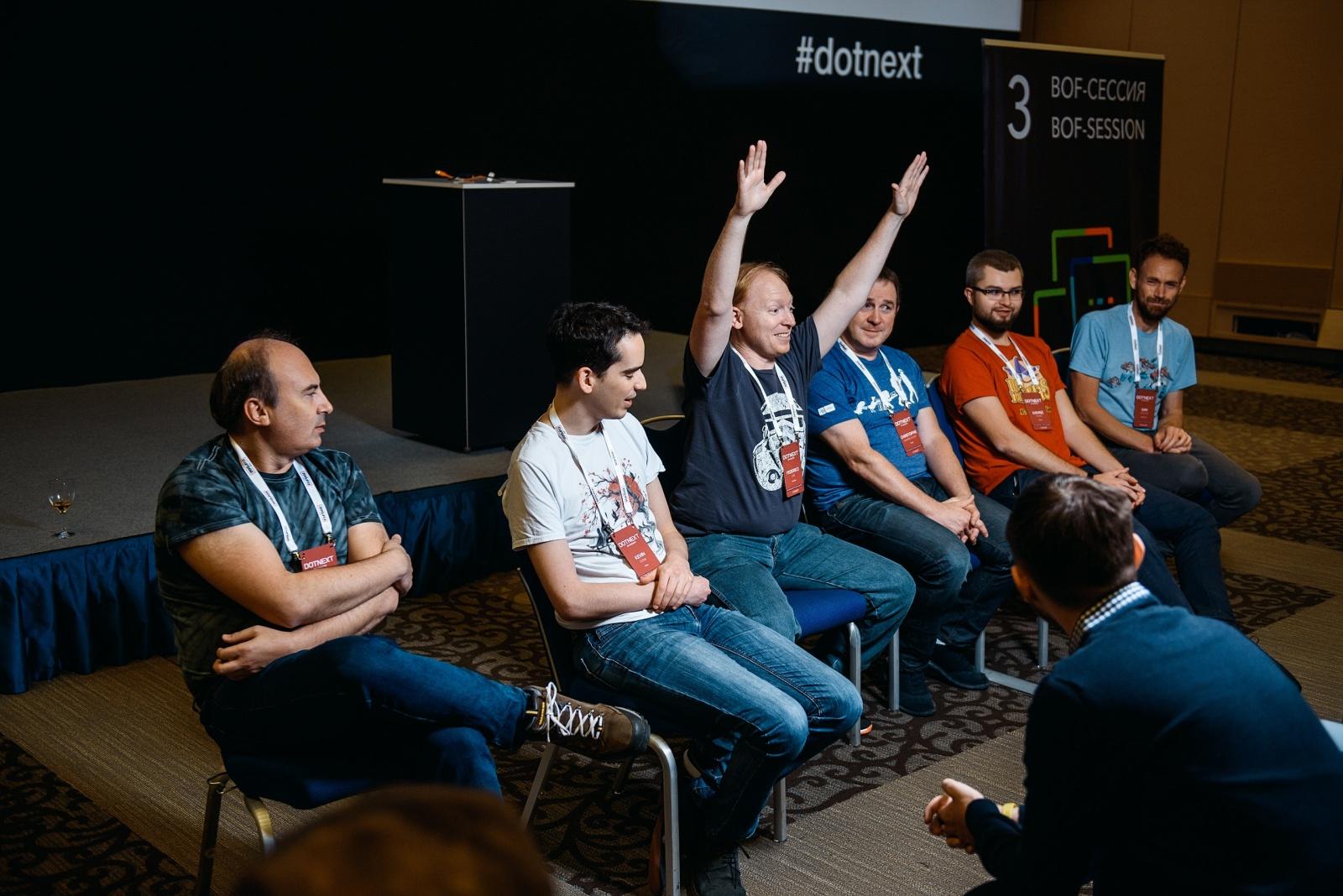 Войны платформ и приезд Uncle Bob в Россию: что было и что будет на DotNext - 5