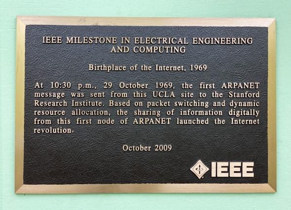50 лет назад в комнате №3420 родился интернет - 8