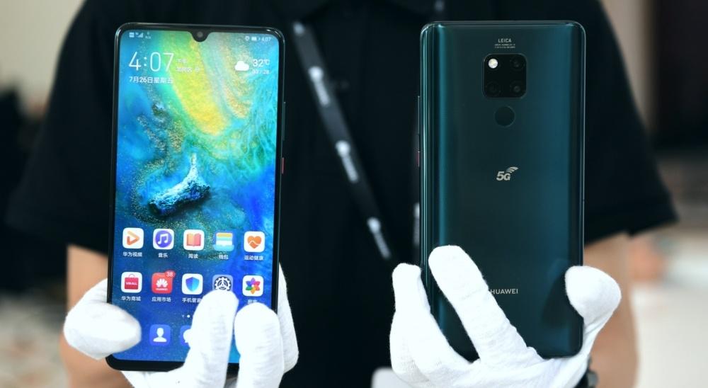 Huawei нашла замену американским комплектующим для новых смартфонов - 1