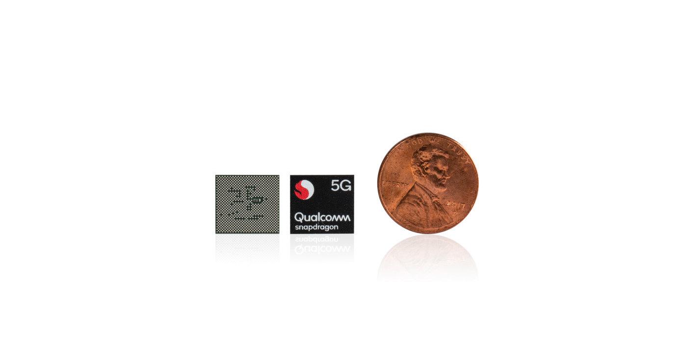 Qualcomm представил новый флагманский чипсет