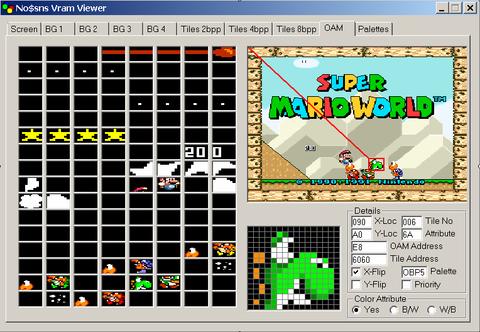 Как работал графический чип Super Nintendo: руководство по Super PPU - 2