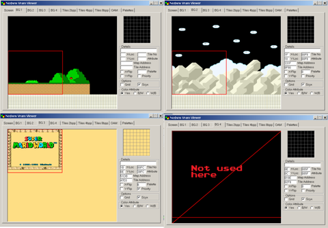 Как работал графический чип Super Nintendo: руководство по Super PPU - 5