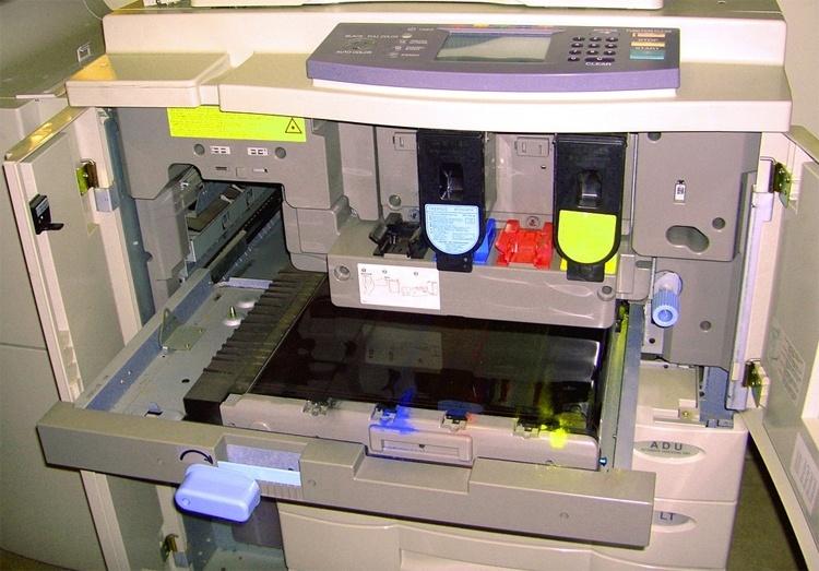 Мировой рынок устройств печати показал небольшой рост