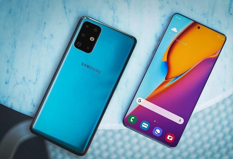 Подтверждено ещё одно отличие Samsung Galaxy S11